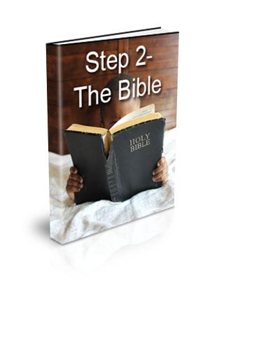 Step 2- The Bible