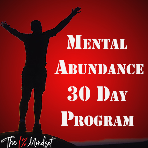 Mental Abundance: 30 Days Program
