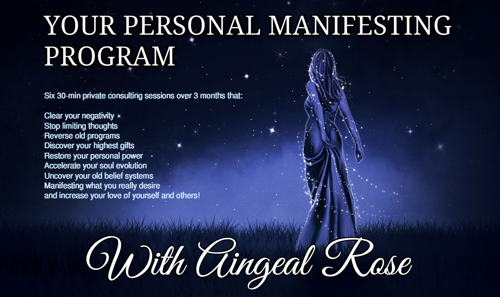 Your Personal Manifesting Program